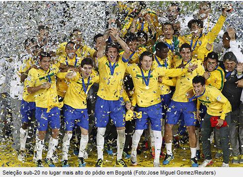 51db3407a1 Brasil Vence Portugual e é Penta Campeão Mundial 2011 blog regiscap1 Na  Noite do ultimo sábado (20-08-2011) os meninos da seleção Brasileira  venceram ...