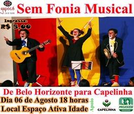Sem Fonia Musical Capelinha MG