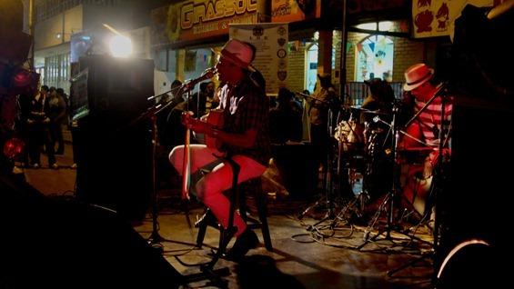 Osmar Lins - Sexta Cultural - Foto: Reginaldo Rodrigues - Blog RegisCap1