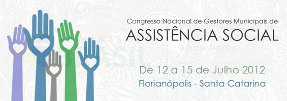 Congresso Nacional de Gestores Municipais de Assistência Social