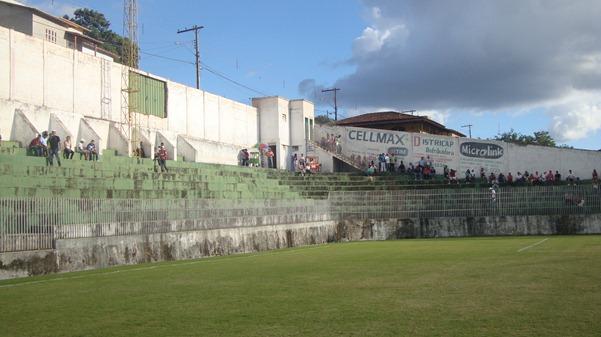 Estádio Newton Ribeiro Capelinha - Foto: Reginaldo Rodrigues