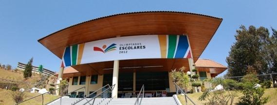 Foto site Jogos Escolares