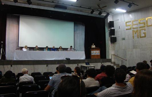 Grupo de Teatro de Capelinha Anim'Art firma importantes parcerias no Encontro Minas de Grupos em Belo Horizonte