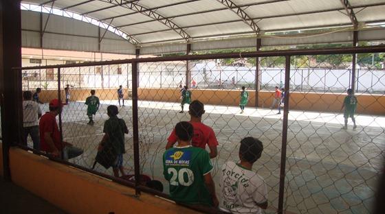 2º Torneio de Verão de Futsal 2013 - Capelinha MG