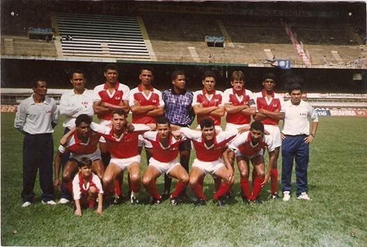 CAPELINHA 1 X O CRUZEIRO -  1992