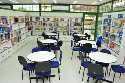 Biblioteca SESI