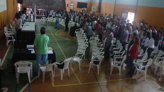 Conferência Municipal da Assistência Social em Capelinha 2013 - Foto Blog RegisCap1