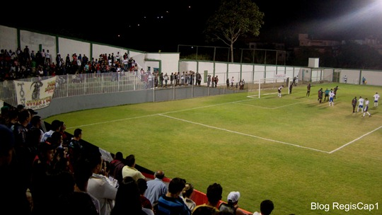 Capivari 0 x 1 Lagoa Grande - Copa Aranãs 2013 - Foto Reginaldo Rodrigues - blog Regis Cap1