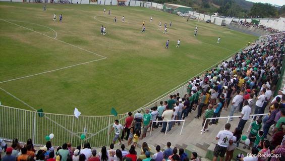 Copa Aranãs 2013 - Aranãs 2 x 0 Independente - Foto Reginaldo Rodrigues - Blog Regis Cap1