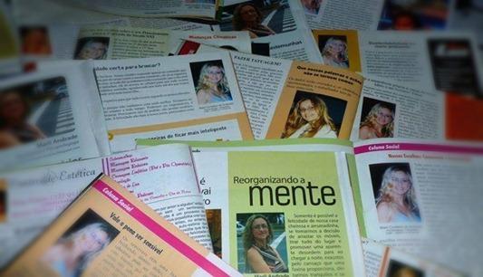 Todos os textos publicados na Revista Sou + Minas estarão no Livro PRIMEIRO VOCÊ SONHA, DEPOIS VOCÊ DORME.