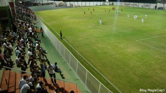 Estádio Newton Ribeiro Capelinha/MG - Foto Reginaldo Rodrigues