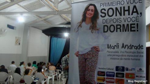 Lançamento do Livro de Marli Andrade - Foto Reginaldo Rodrigues - Blog RegisCap1