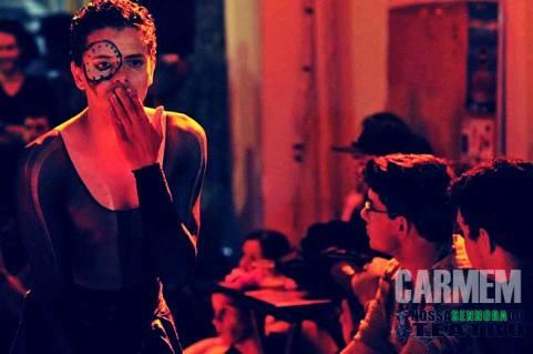 Lucas Di Castro - Espetáculo Carmem