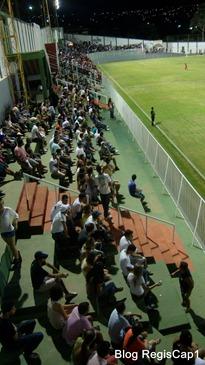 Estádio Newton Ribeiro será o palco dos confrotos / Foto: Reginaldo Rodrigues / Blog RegisCap1