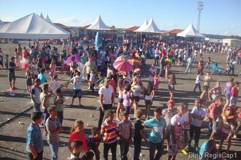 Imagem Ilustrativa - Natal 2012 no Parque de Exposições de Capelinha