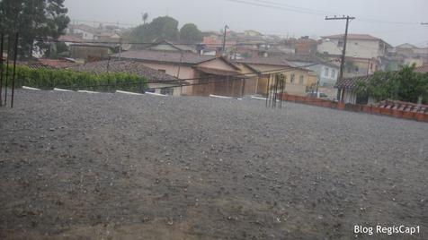 Chuva em Capelinha - Foto Reginaldo Rodrigues - Blog RegisCap1