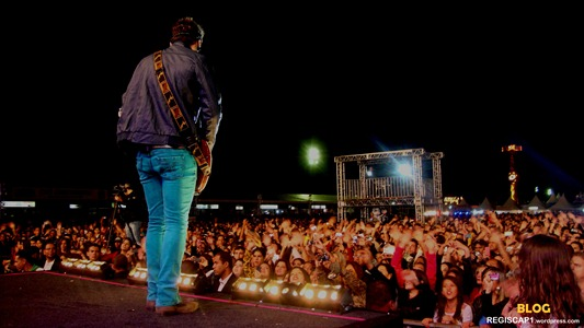 Artistas de sucesso em todo país se encontram na Festa do Capelinhense Ausente , considerada como a melhor da Região - Foto: Reginaldo Rodrigues