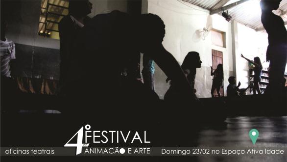 Divulgação - Grupo de Teatro Anim'Art