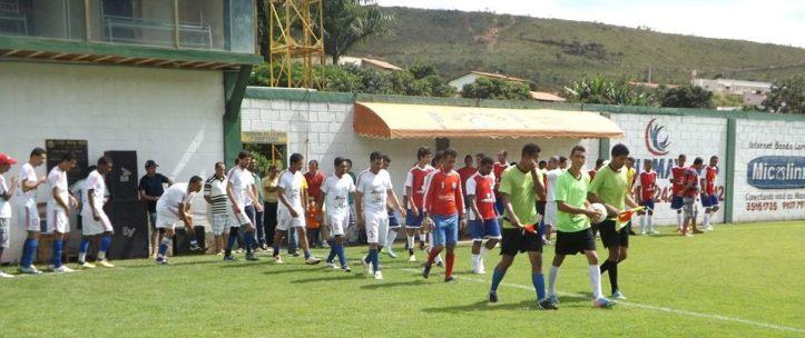 Campeonato Rural 2014 - Capelinha