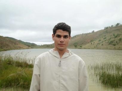 Gelson Oliveira é uma das vítimas do trágico acidente