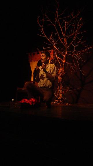 4º Festival de Animação e Arte - Espetáculo AMOR DE LISBELA