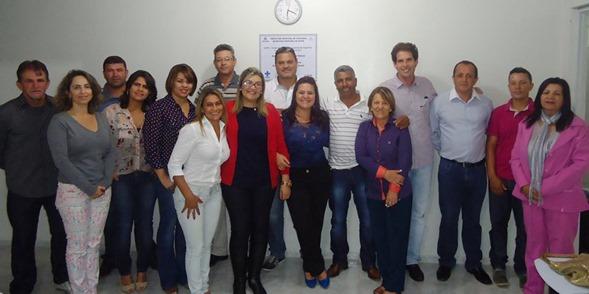 Prefeitura de Capelinha inaugura Centro de Atenção Psicossocial - Foto: Assessoria de Comunicação da Prefeitura de Capelinha