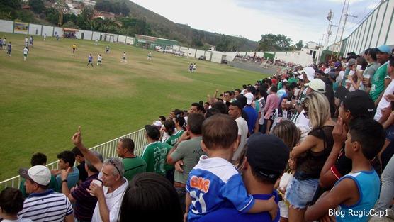 Foto Estádio Newton Ribeiro - Reginaldo Rodrigues