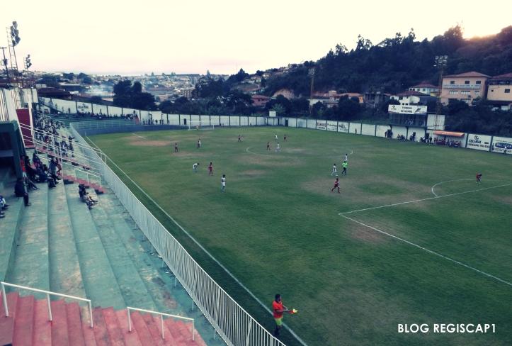 Estádio Newton Ribeiro - Foto Reginaldo Rodrigues