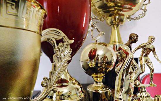 Trófeus da Copa Aranãs FM 2014