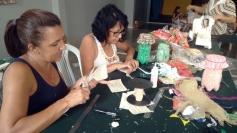 1º Encontro de Artes com Fátima Neves REDE SERVIR CAPELINHA - Foto Reginaldo Rodrigues (10)