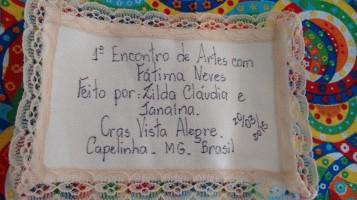 1º Encontro de Artes com Fátima Neves REDE SERVIR CAPELINHA - Foto Reginaldo Rodrigues (20)