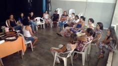 1º Encontro de Artes com Fátima Neves REDE SERVIR CAPELINHA - Foto Reginaldo Rodrigues (3)