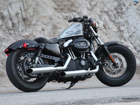 Harley Davidson - Imagem Ilustrativa