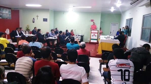 Reunião Camara Municipal de Capelinha