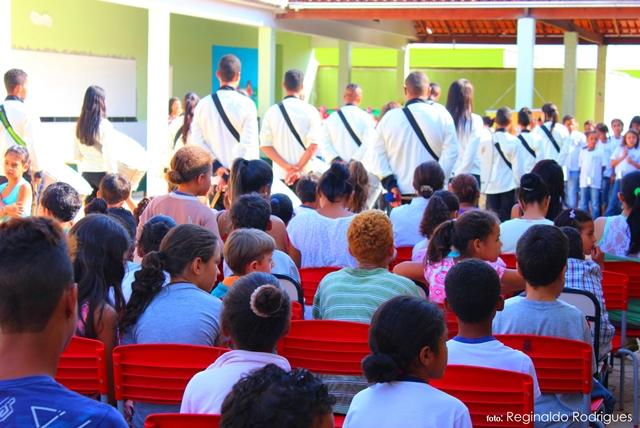 Projeto EDUCAR 2015 - Capelinha MG