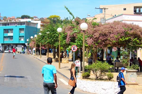 Praça do Povo de Capelinha