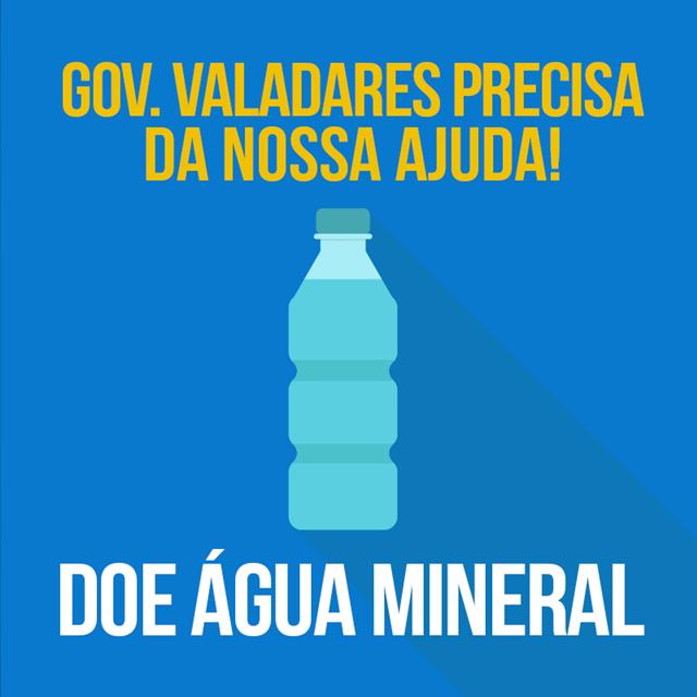 Cruzeiro - Água Mineral - Governador Valadares