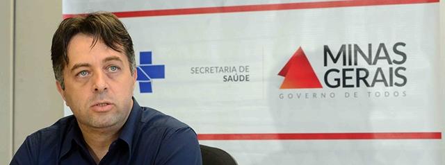 O superintendente de Vigilância Epidemiológica, Ambiental e Saúde do Trabalhador da SES-MG, Rodrigo Said, falou sobre as ações de prevenção e controle