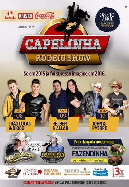 Capelinha Rodeio Show