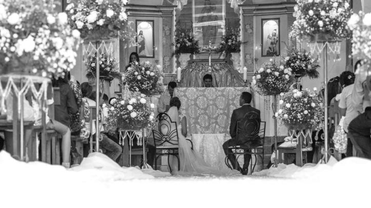 Casamento -  Foto Mychael Paranhos