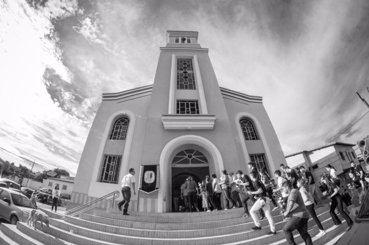 Igreja Matriz Nossa Senhora da Graça - Foto César Paranhos