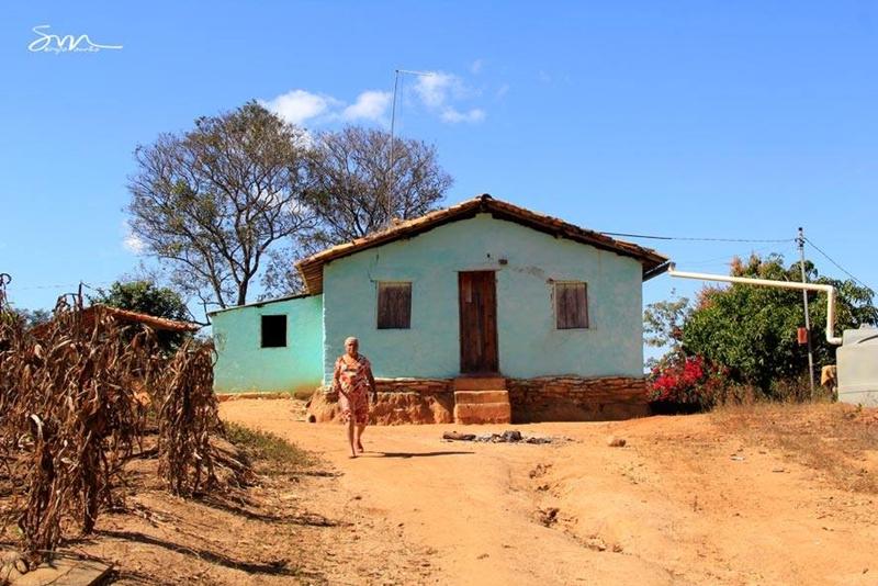 Comunidade de Santo Antônio do Fanado - SÉRGIO MOURÃO