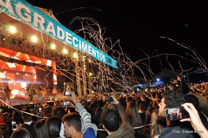 Festa do Capelinhense Ausente - Foto Edson Alves