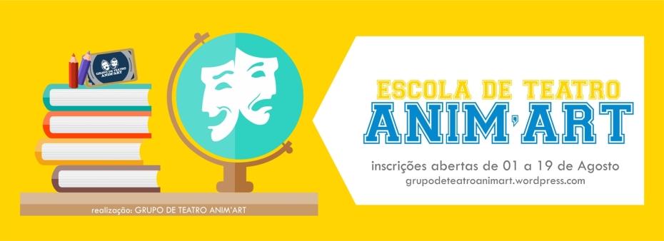 ESCOLA DE TEATRO ANIM'ART