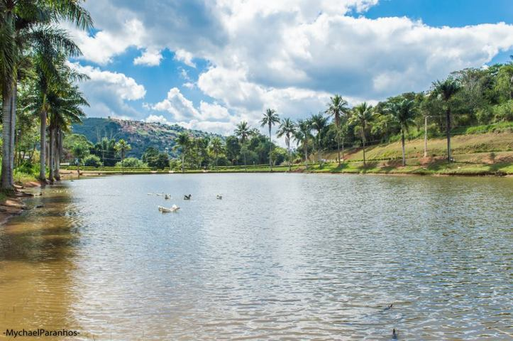 Lagoa - Foto Mychael Paranhos.