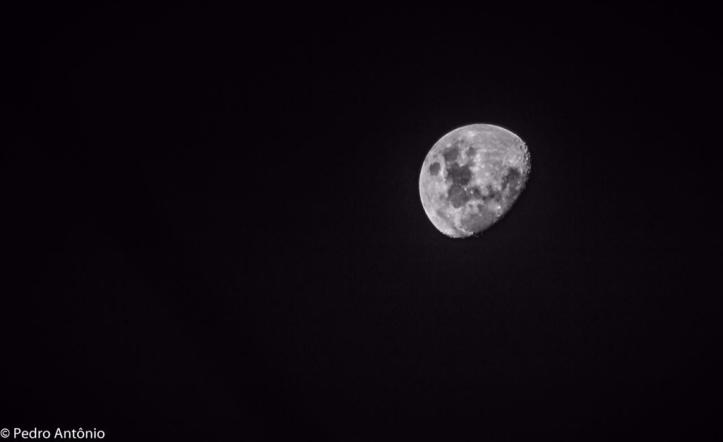Lua - Foto Pedro Antônio